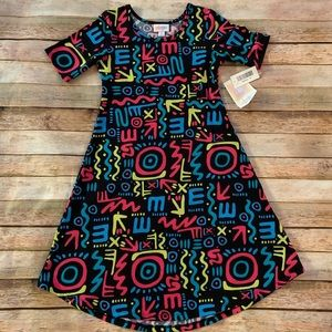 NWT LuLaRoe Adeline Dress
